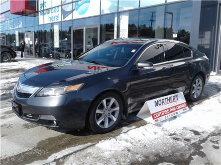 2012 Acura TL Base (Stk: 10467B) in Sudbury - Image 1 of 11