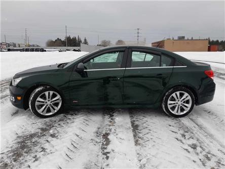 2014 Chevrolet Cruze 2LT (Stk: ) in Port Hope - Image 1 of 26