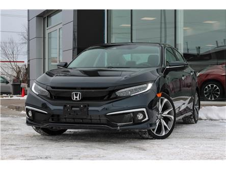 2019 Honda Civic Touring (Stk: 014751) in Sarnia - Image 1 of 30