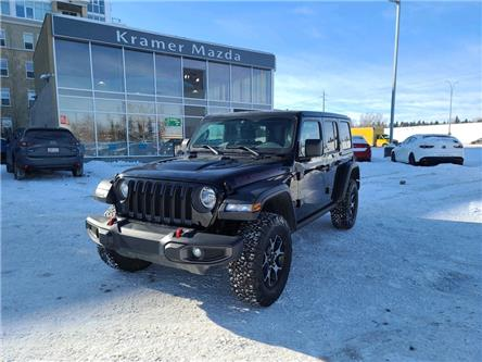 2018 Jeep Wrangler Unlimited Rubicon (Stk: N6567A) in Calgary - Image 1 of 22