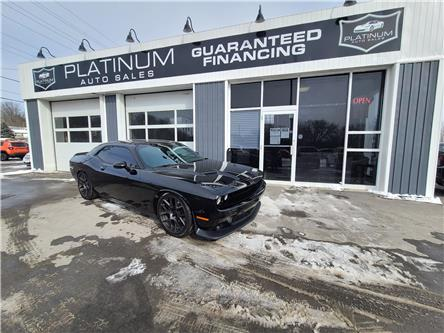 2016 Dodge Challenger R/T (Stk: 254047) in Kingston - Image 1 of 12