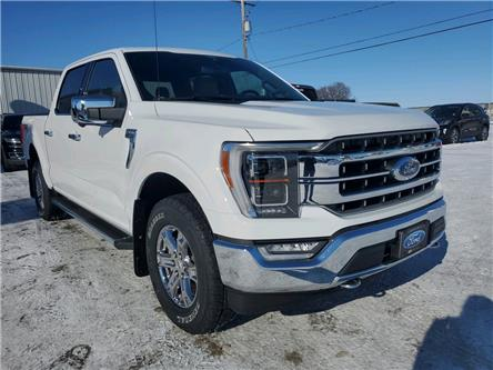 2021 Ford F-150 Lariat (Stk: 21124) in Wilkie - Image 1 of 24