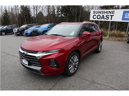 2021 Chevrolet Blazer Premier (Stk: TM533197) in Sechelt - Image 1 of 20