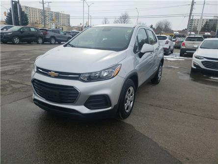 2017 Chevrolet Trax LS (Stk: 121589) in London - Image 1 of 14
