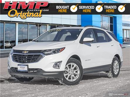 2018 Chevrolet Equinox LT (Stk: 77335) in Exeter - Image 1 of 29