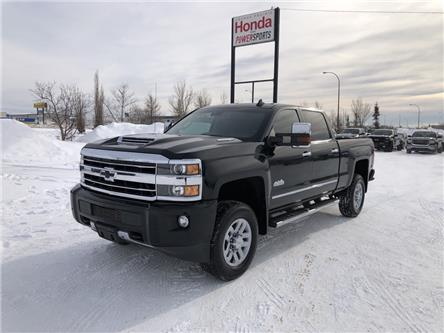 2018 Chevrolet Silverado 3500HD High Country (Stk: P21-012) in Grande Prairie - Image 1 of 28