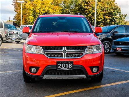 2018 Dodge Journey SXT (Stk: U1124) in Lindsay - Image 1 of 28
