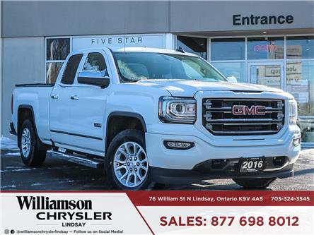 2016 GMC Sierra 1500 SLE (Stk: U1188) in Lindsay - Image 1 of 26