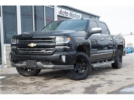 2018 Chevrolet Silverado 1500  (Stk: 2197) in Chatham - Image 1 of 19