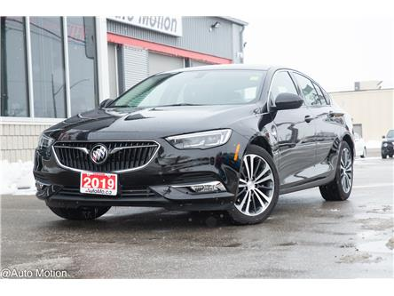 2019 Buick Regal Sportback Preferred II (Stk: 21196) in Chatham - Image 1 of 21