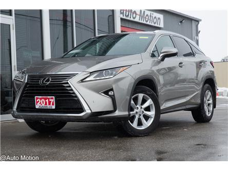 2017 Lexus RX 350 Base (Stk: 21180) in Chatham - Image 1 of 24