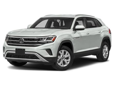 2021 Volkswagen Atlas Cross Sport 3.6 FSI Execline (Stk: 328SVN) in Simcoe - Image 1 of 9