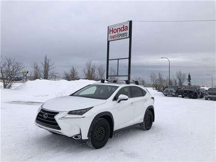 2017 Lexus NX 300h Base (Stk: H14-6002B) in Grande Prairie - Image 1 of 29