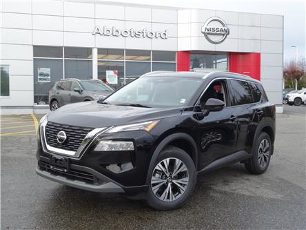 2021 Nissan Rogue SV (Stk: A21013) in Abbotsford - Image 1 of 28