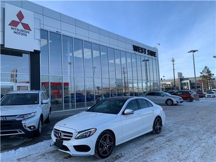 2017 Mercedes-Benz C-Class Base (Stk: BM4055) in Edmonton - Image 1 of 21
