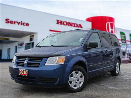 2010 Dodge Grand Caravan SE (Stk: P20-141B) in Vernon - Image 1 of 17