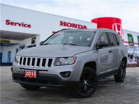2015 Jeep Compass Sport/North (Stk: P21-018) in Vernon - Image 1 of 18