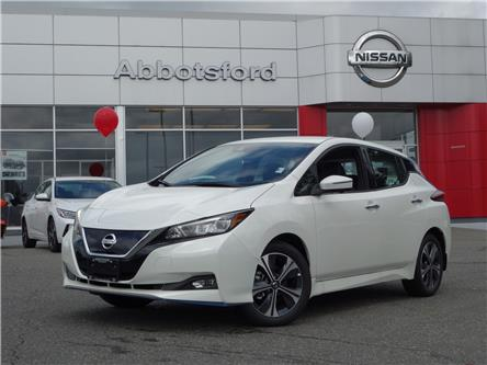 2020 Nissan LEAF SL PLUS (Stk: A20119) in Abbotsford - Image 1 of 30