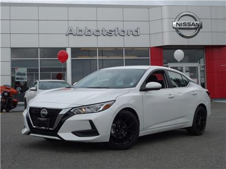 2020 Nissan Sentra SV (Stk: A20124) in Abbotsford - Image 1 of 28