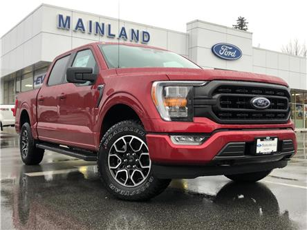 2021 Ford F-150 XLT (Stk: 21F15548) in Vancouver - Image 1 of 30