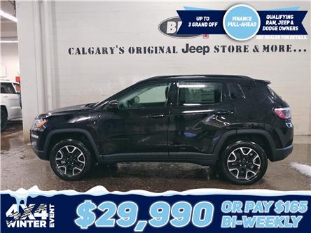 2021 Jeep Compass Sport (Stk: 21J087) in Calgary - Image 1 of 13