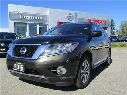 2015 Nissan Pathfinder  (Stk: V-81) in Timmins - Image 1 of 15
