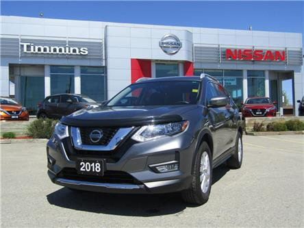 2018 Nissan Rogue  (Stk: K544A) in Timmins - Image 1 of 14