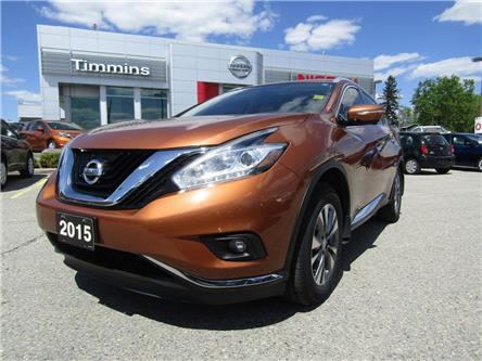 2015 Nissan Murano  (Stk: K611A) in Timmins - Image 1 of 15