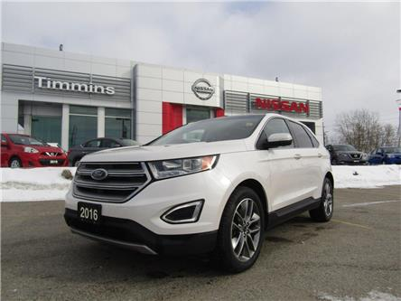 2016 Ford Edge Titanium (Stk: L169A) in Timmins - Image 1 of 16