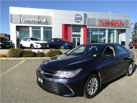 2016 Toyota Camry  (Stk: L207A) in Timmins - Image 1 of 16