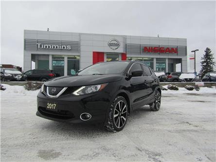 2017 Nissan Qashqai  (Stk: K691AB) in Timmins - Image 1 of 15