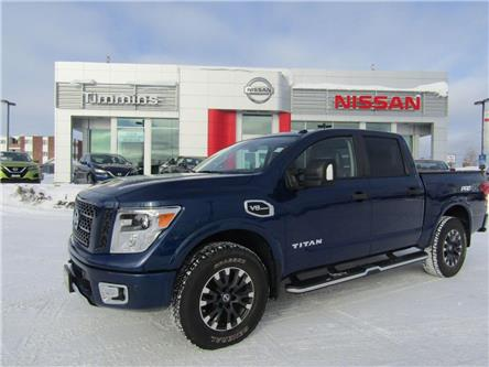 2017 Nissan Titan  (Stk: H564) in Timmins - Image 1 of 15