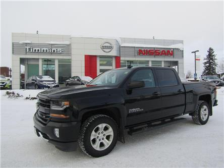 2018 Chevrolet Silverado 1500  (Stk: L249A) in Timmins - Image 1 of 16