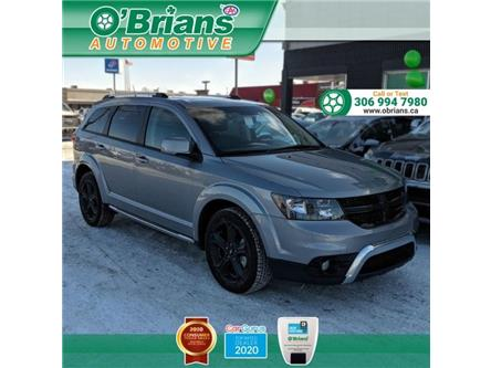 2018 Dodge Journey Crossroad (Stk: 14168A) in Saskatoon - Image 1 of 25