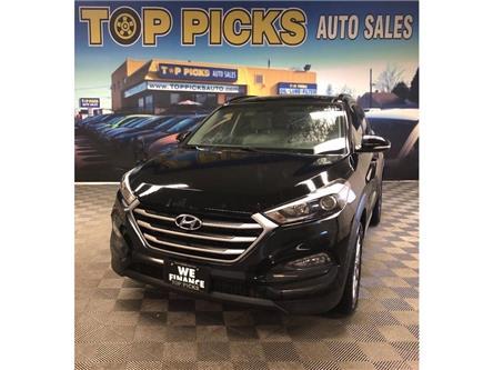 2017 Hyundai Tucson Luxury (Stk: 494714) in NORTH BAY - Image 1 of 30