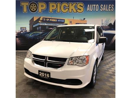 2016 Dodge Grand Caravan SE/SXT (Stk: 143426) in NORTH BAY - Image 1 of 24