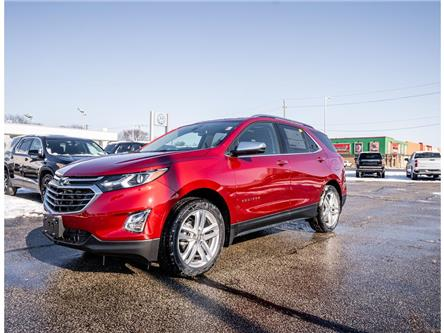 2021 Chevrolet Equinox Premier (Stk: M057) in Chatham - Image 1 of 28