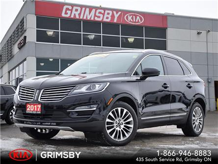 2017 Lincoln MKC Awd, leather, navi, pano roof and so much more (Stk: U1948) in Grimsby - Image 1 of 26