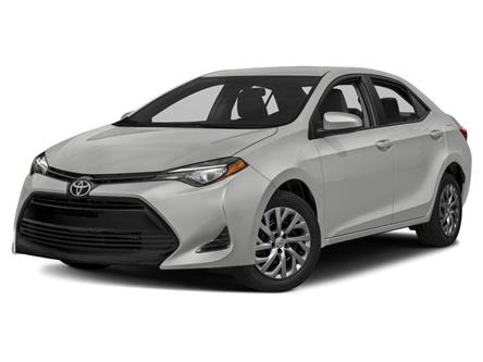 2018 Toyota Corolla LE (Stk: 30206AZ) in Thunder Bay - Image 1 of 9