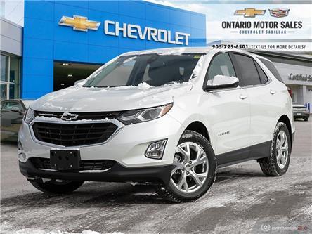 2021 Chevrolet Equinox LT (Stk: T1154969) in Oshawa - Image 1 of 18