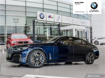 2020 BMW 750i xDrive (Stk: DB8024) in Oakville - Image 1 of 16