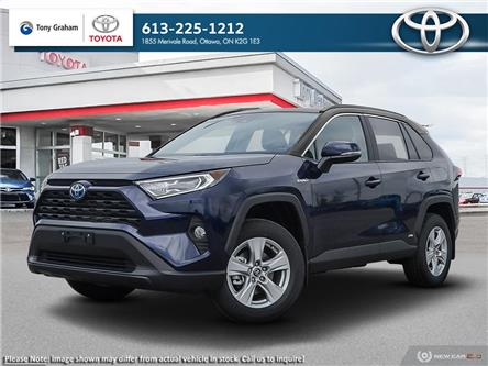 2021 Toyota RAV4 Hybrid XLE (Stk: 60185) in Ottawa - Image 1 of 23