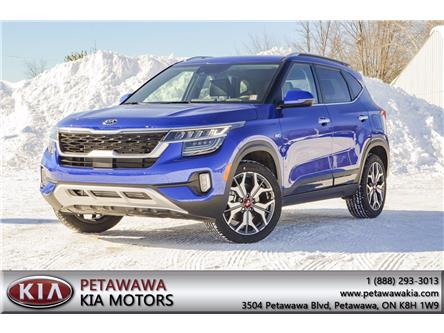 2021 Kia Seltos SX Turbo (Stk: 21049) in Petawawa - Image 1 of 30