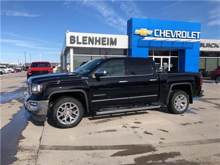 2018 GMC Sierra 1500 SLT (Stk: M137A) in Blenheim - Image 1 of 19