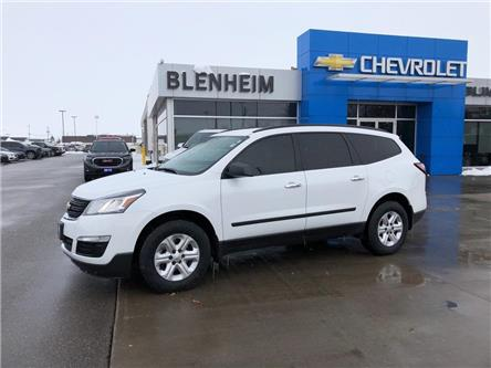 2017 Chevrolet Traverse LS (Stk: 1B009A) in Blenheim - Image 1 of 17