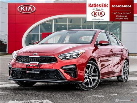 2019 Kia Forte EX+ (Stk: K3246) in Mississauga - Image 1 of 25