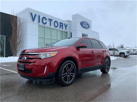 2013 Ford Edge SEL (Stk: V20013A) in Chatham - Image 1 of 25