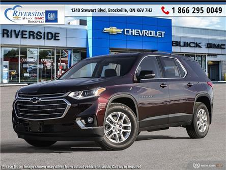 2021 Chevrolet Traverse LT Cloth (Stk: 21-175) in Brockville - Image 1 of 23