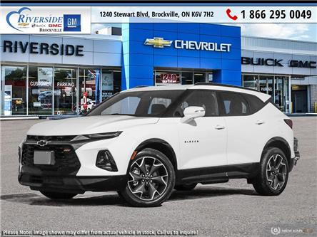 2021 Chevrolet Blazer RS (Stk: 21-176) in Brockville - Image 1 of 23