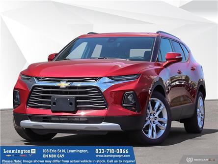 2021 Chevrolet Blazer Premier (Stk: 21-198) in Leamington - Image 1 of 23